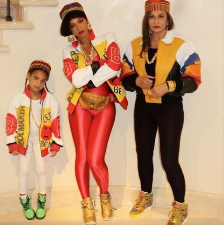 Beyonce-Blue-Ivy-and-Tina-Lawson---Saly-n-Peppa-HB